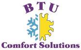 BTU Comfort Solutions | Logo