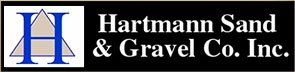 Hartmann Sand & Gravel Co Inc - logo