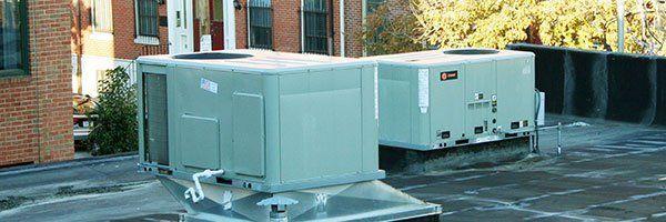 Rooftop unit AC