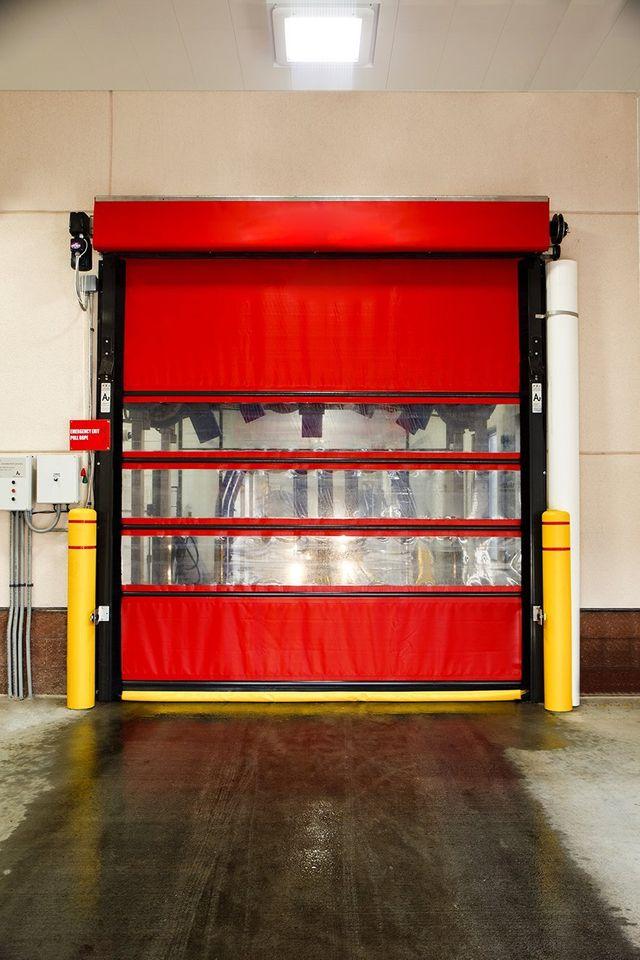 XRS Series Doors & Car Wash Doors | Alaska Doors | Burlington IA