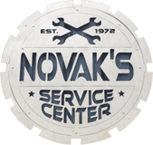 Novak's Service Center - logo