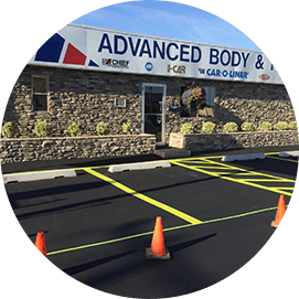 Advanced Body & Paint Shop