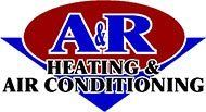 A&R  Heating & Air Conditioning - logo