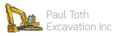 Paul Toth Excavation Inc - logo