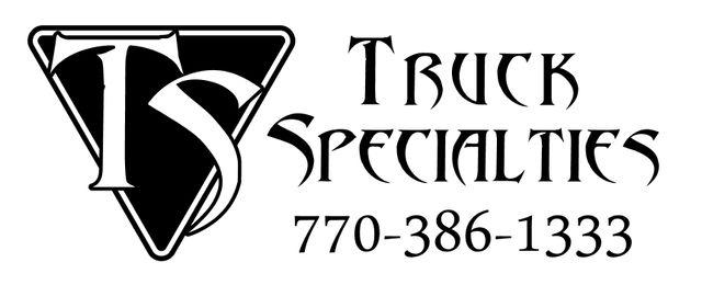 Truck Specialties - Logo