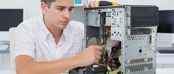 Hardware troubleshooting