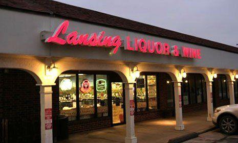 Lansing Liquor and Wine Shop