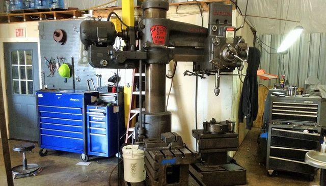 Metal Work Equipment