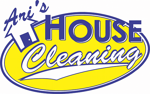 aris house cleaning logo