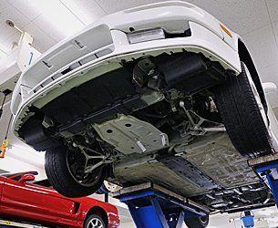 Auto routine maintenance