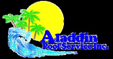 Aladdin Pool Service Inc logo