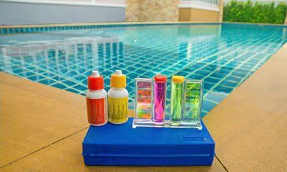 Pool  care kit