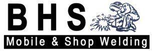 B H S Mobile & Shop Welding logo