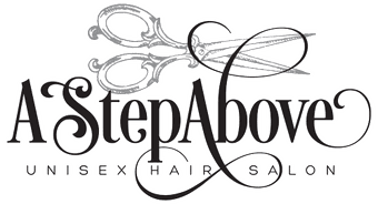 A Step Above Unisex Salon - Logo