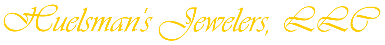 Huelsman's Jewelers, LLC - logo