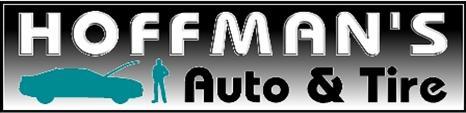 Hoffman's Auto & Tire - Logo