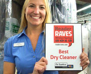 Best Dry Cleaner Award