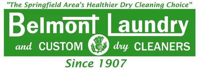 Belmont Laundry and Custom Dry Cleaners - Logo