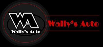 Wally's Auto - logo