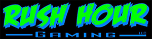 Rush Hour Gaming LLC. - logo