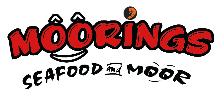 The New England Moorings Seafood & Moor - logo
