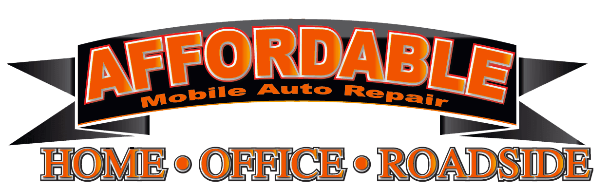 Affordable mobile auto repair-logo
