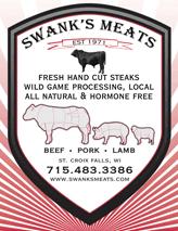 Swank's Meats - logo