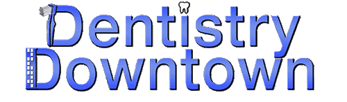Dentistry Downtown Logo