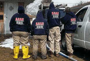 ASAP American Sewer And Plumbing staffs