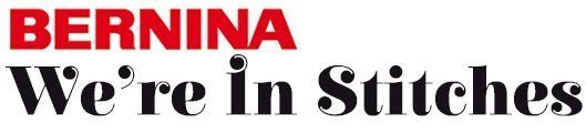 Bernina: We're in Stitches | logo