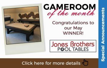 Jones Brothers Pool Tables Pool Table North Little Rock AR - How much space do you need for a pool table