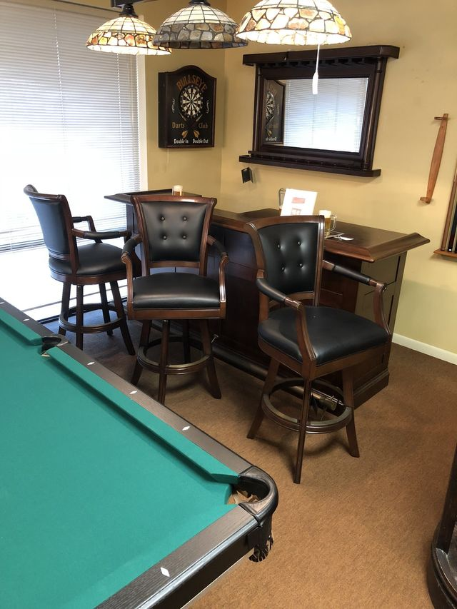 Bar Furniture Bar Cabinets North Little Rock AR - Sterling pool table