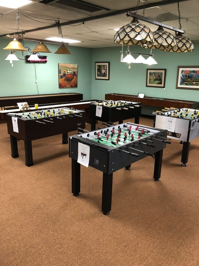 Foosball Is Like Soccer In Table Form. It Builds Great Hand Eye  Coordination And Can Be Played With 2 Or 4 People. This Has Been A Boys And  Girls Club ...