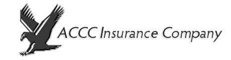 ACCC Insurance Company Logo