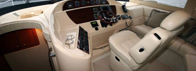 Boat Upholstery | Office Upholstery | Virginia, MN