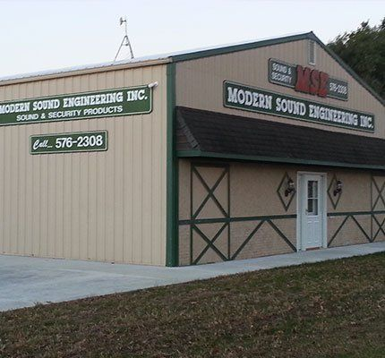 Modern Sound Engineering Inc Building