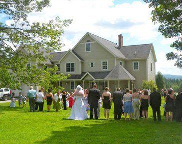 high hill inn wedding