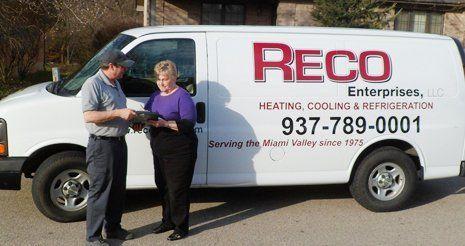 Reco Enterprises LLC Van