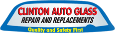 Clinton Auto Glass - Logo