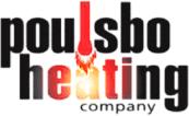 Poulsbo Heating Company logo