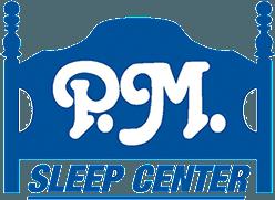 PM Sleep Center - logo