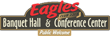 Eagles' Club Banquet Hall-Logo