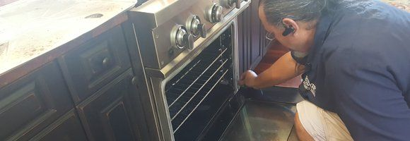 Oven And Range Repairs Honolulu Oahu Hi Budget