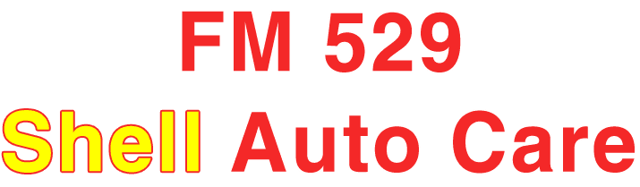 FM 529 Shell Auto Care - Logo