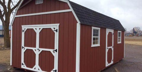 Get Extra Storage Space With Sheds