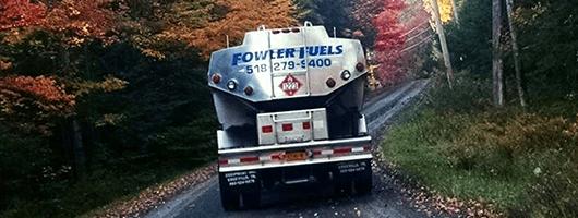 Fowler Fuels - Truck