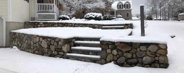 Retaining Walls | Landscaping | Hampton Falls, NH