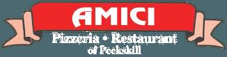 Amici Pizzeria - Logo