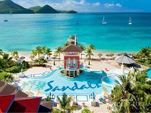 Vacation spots