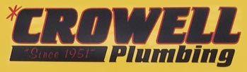 Crowell Plumbing - logo